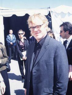 Philip Seymour Hoffman at the 2000 Spirit Awards