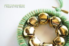 Wild Olive's Craft a Song of Christmas: I Heard the Bells Ornament