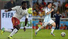 Para ver Argentina vs Ghana en vivo  les dejamos todos los datos del partido que se juega por fase d...