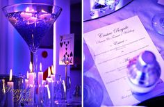 Sugar And Spice Events :: Casino Royale Wedding