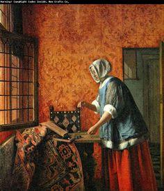 De Hooch - 1664
