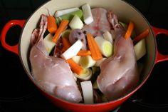 Potjevleesh classique. ou potjesvlees (viande au pot en flamand). La recette par Chef Simon.