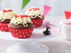 Rezept Spaghetti-Muffins, unser Rezept Spaghetti-Muffins - gofeminin.de