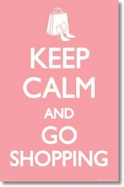 And go #shopping!