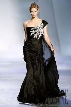 "Zuhair Murad ""Winter rhapsody"", F/W 2009-2010 - Couture"