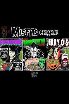Misfits Cereal
