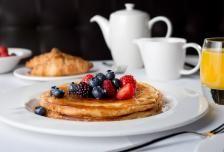 Flemings Mayfair Hotel London |Pancake for Breakfast