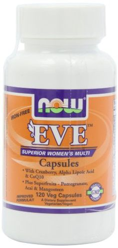 NOW Foods Eve, 120 Vegetarian Capsules Now Foods $15.99 http://www.amazon.com/dp/B0013OXDHE/ref=cm_sw_r_pi_dp_q-o9ub02A2KEB