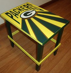Green Bay Packers Deck / Patio Table