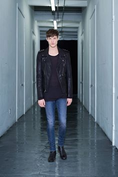 BLK DNM Spring 2014 Menswear - Collection - Gallery - Style.com
