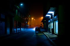 """""""Atmospheres"""" series by Luca Orsi 
