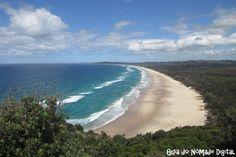 Lugares para viajar sozinho: 10 países incríveis! Gold Coast, Byron Bay, Austrália