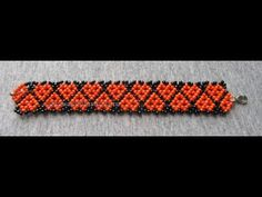YouTube seed bead bracelet