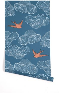 Really loving this Julia Rothman paper at Hygge & West   Daydream (Blue)