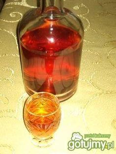 Nalewka z pigwy 7 Whiskey Bottle, Food And Drink, Bakken