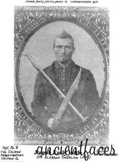 Joseph Early Civil War , 5th Alabama Batilion