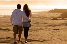 Fotos De Enamorados Románticos caminando