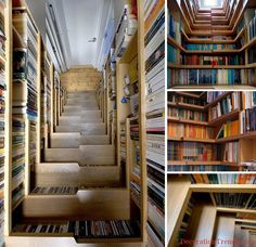 Amazing and Creative Staircase For 2014 Galeries  DecorationTRENDY: http://www.decorationtrendy.com/amazing-and-creative-staircase-stairs-decor-design-ideas-for-2014.html#/