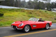 Ferrari 250 LWB California Spyder