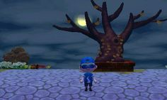 The town tree is pretty much completely bare now.