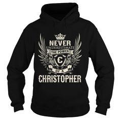 CHRISTOPHER CCHRISTOPHER Cjob title