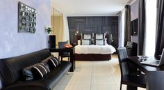Hotel Massena Nice - chambres