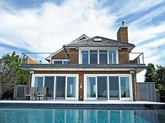 Luxury Home-spectacular Water View, Sunsets, Gorgeous Pool, Direct Water Access   Vacation Rental in Montauk from @homeaway! #vacation #rental #travel #homeaway