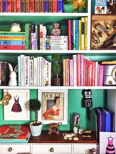Mini library idea