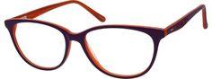 1061 Acetate Full-Rim Frame with Spring Hinges