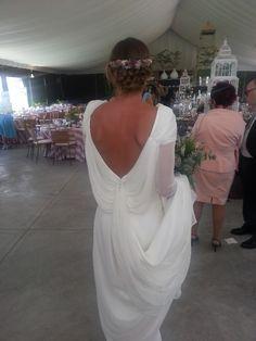 Detalle de la espalda