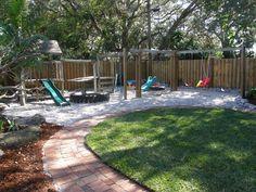 kids paradise - children's yard