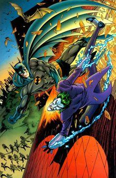 Batman vs. Joker