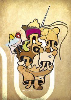 you socks Character Design, Illustration Art, Socks, Kids, Fictional Characters, Stockings, Children, Sock, Ankle Socks