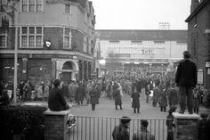 Crowds at White Hart Lane | Tottenham Hotspur Football Club