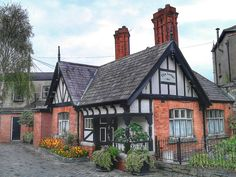 The Lodge, Blessinton Street Basin, Dublin City. Dublin Street, Dublin City, Basin, House Styles, Home Decor, Ireland, Decoration Home, Room Decor, Home Interior Design