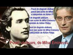 TOATE SCRISORILE LUI MIHAI EMINESCU (I, II, III, IV, V) - YouTube Beautiful Poetry, 1 Decembrie, Poems, Ads, Sayings, Music, Youtube, Life, Musik