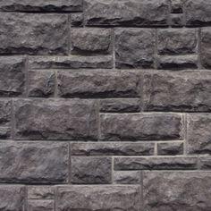 environmental stoneworks castle rock black - Slate Castle Ideas