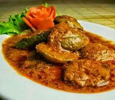 Resep Masakan Indonesia: Resep Rendang Jengkol