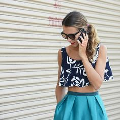 The Best of Tommy Ton 2012, crop top