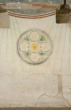 Музей фресок Дионисия - Медальоны - Южная стена алтарной апсиды, третий от окна