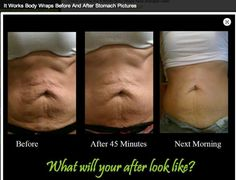 This product will change your life! Contact me to host a party and wrap for free!