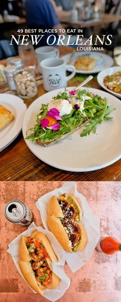 49 Best Places to Eat in New Orleans - from cheap eats to fine dining // localadventurer.com