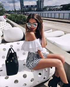 fashion, girl, and goals black and white