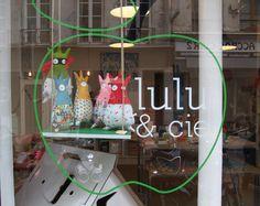 Lulu & Cie est un nouveau magasin, pour les petits et grands enfants, où vous découvrirez 1001 merveilles en provenance du monde entier… - 26 rue de cotte 75012 Paris