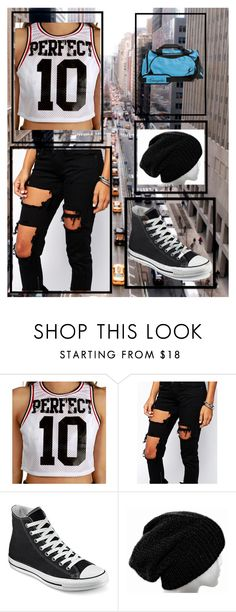 """""""llegada"""" by valewwe ❤ liked on Polyvore featuring Paul Frank, Liquor n Poker, Converse, women's clothing, women's fashion, women, female, woman, misses and juniors"""