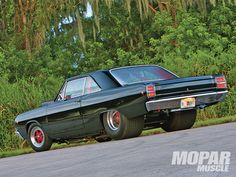 1968 Dodge Dart, I wanted to surprise him one day by buying this car for him