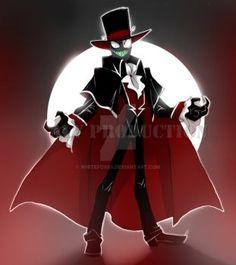 Black hat Phantom by WhiteFox89