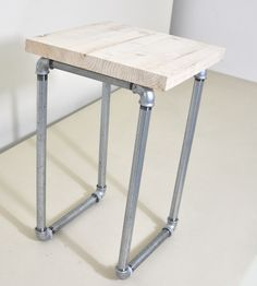 Bausatz Hocker // diy kit stool via DaWanda.com