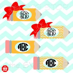 Hey, I found this really awesome Etsy listing at https://www.etsy.com/listing/241328085/pencil-monogram-frames-svg-and-studio