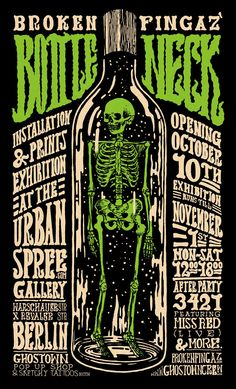 Bottle Neck by Broken Fingaz